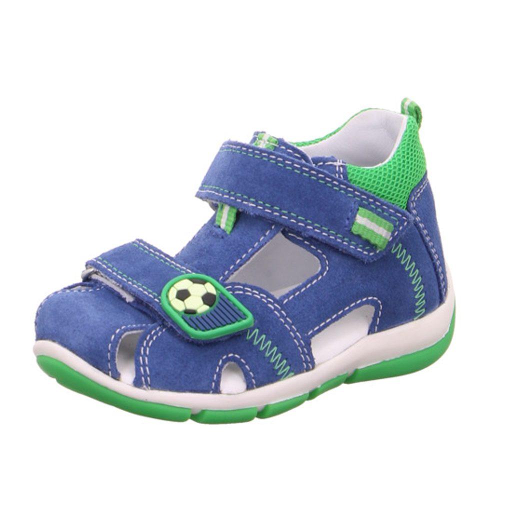 chlapecké sandály FREDDY, Superfit, 0-600144-8000, modrá - 26