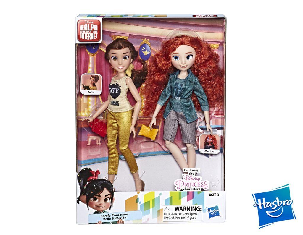 Disney Princess Modní panenky A, Hasbro, W002892