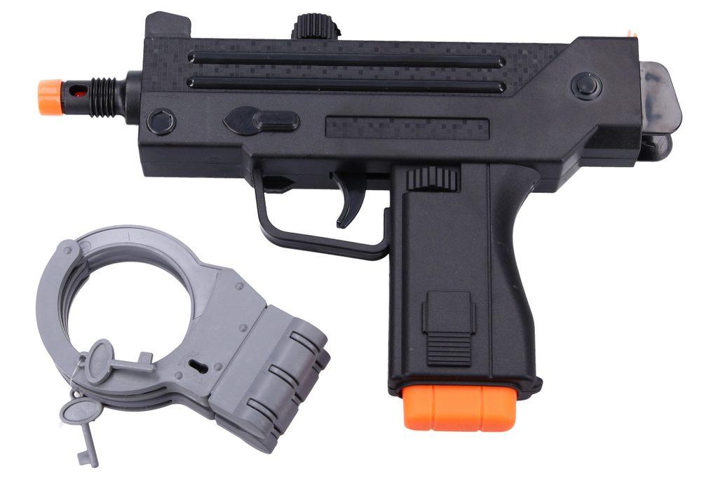 Policejní set 24 cm, Wiky, W111358