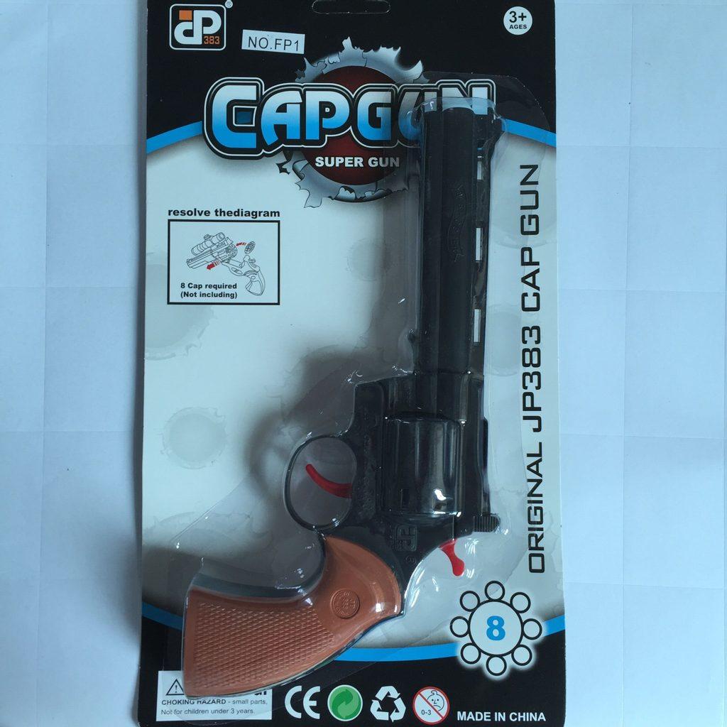 Pistole na kapsle 23 cm 8 ran, Wiky, W006444
