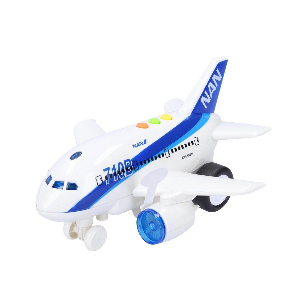 Letadlo 19 cm se světelnými a zvukovými efekty, Wiky Vehicles, W111414