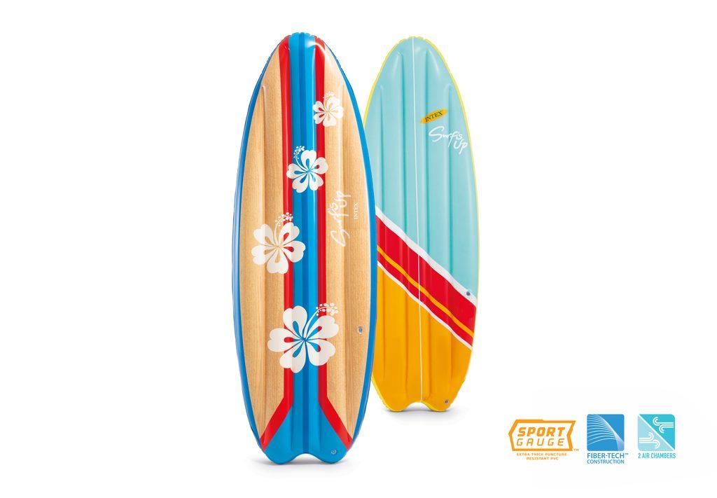Nafukovací surf do vody 178x69cm, INTEX, W158152