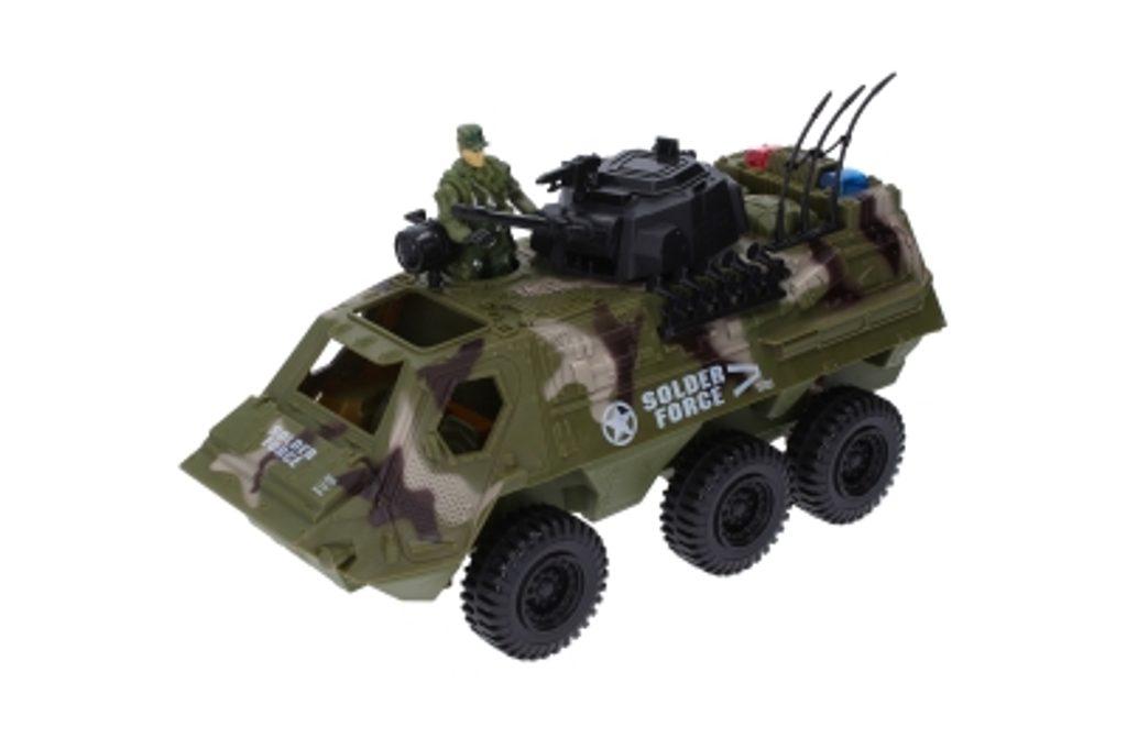 Auto vojenské, WIKY, 111119