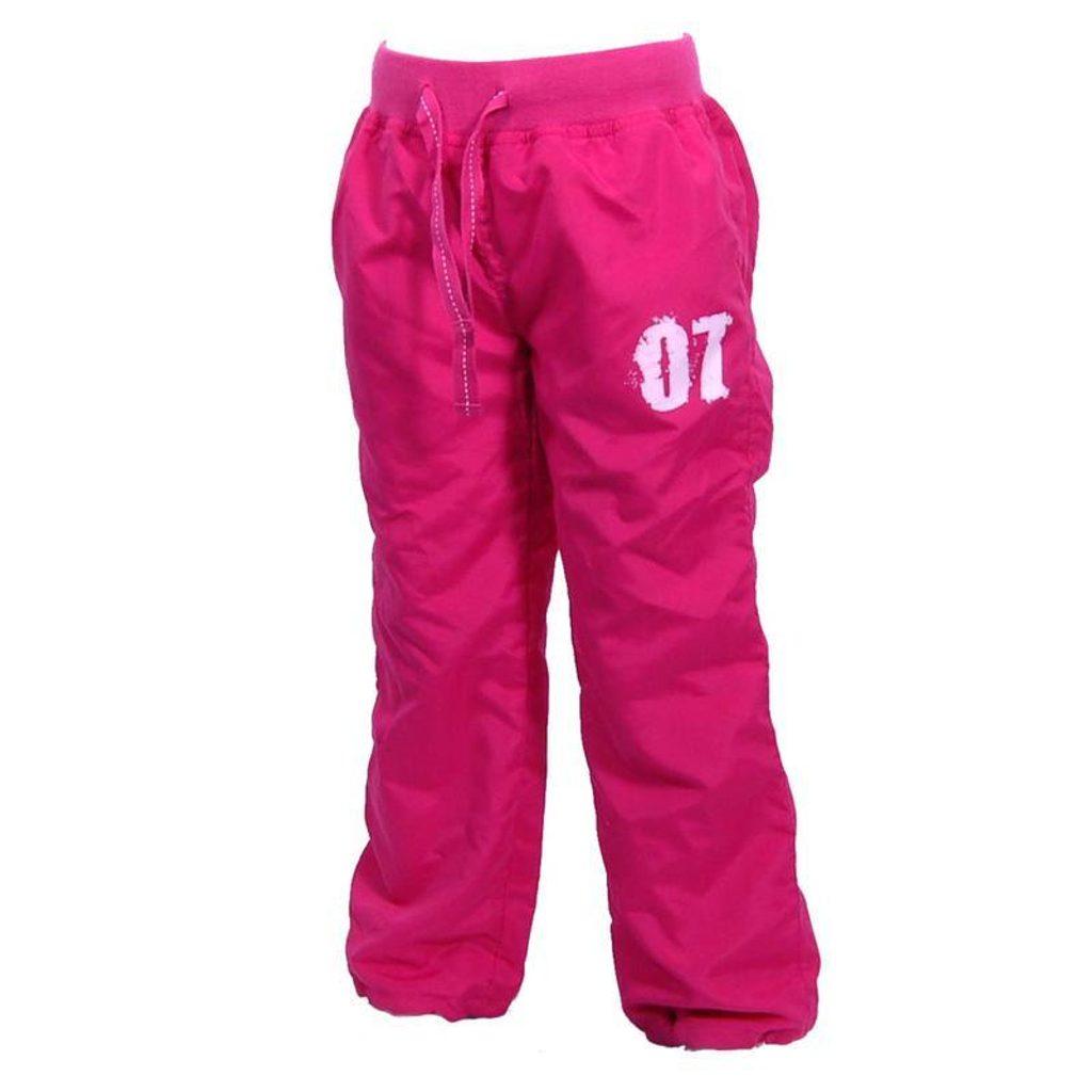 kalhoty sportovní, Pidilidi, PD712, růžová - 146