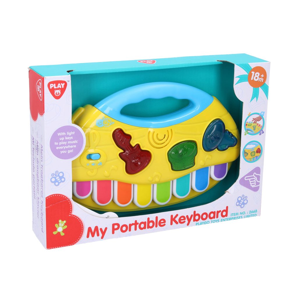 Piano baby, PLAYGO, W001229