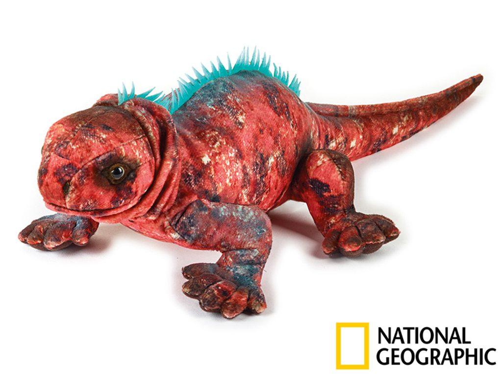 National Geografic Zvířátka z Galapág 770806 Leguán mořský 47 cm, National Geographic, W011665