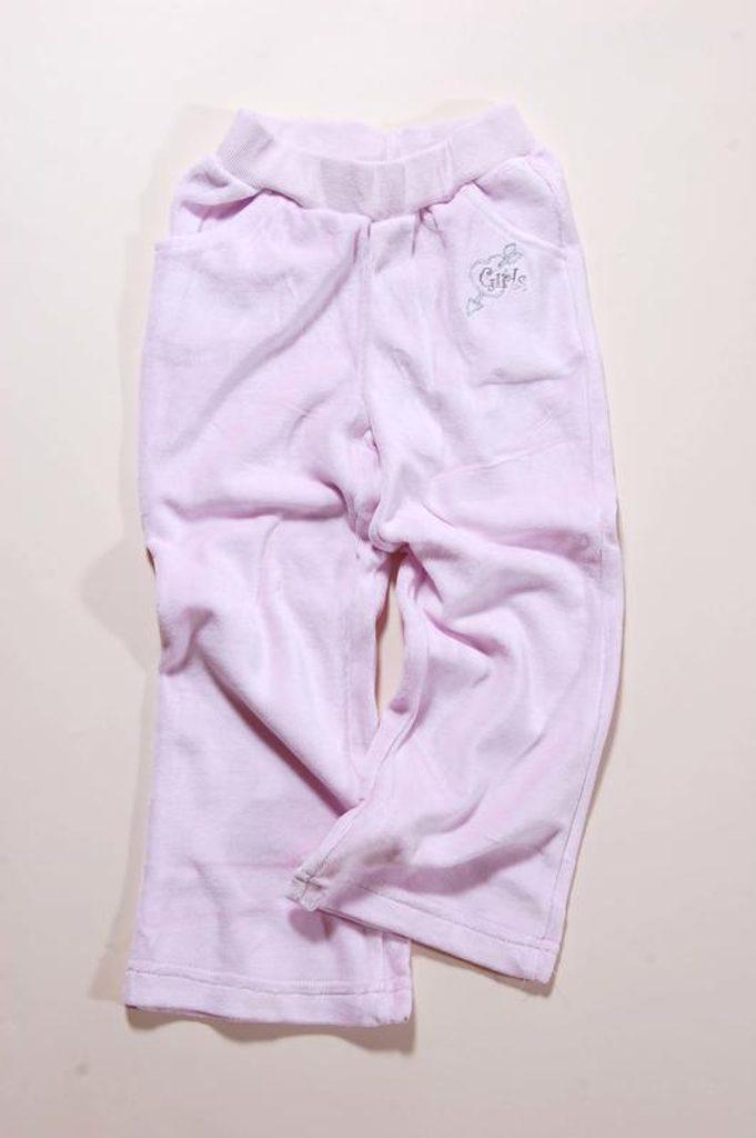 tepláky sametové dívčí, Pidilidi, PD425, růžová - 116