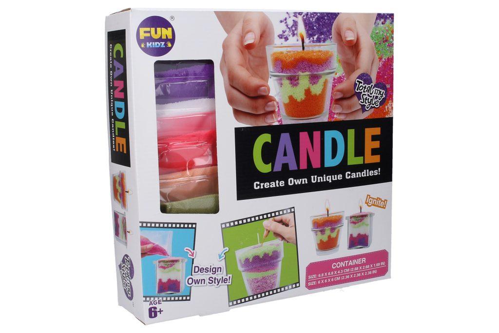 Tvorba svíček, Funkidz, W008173