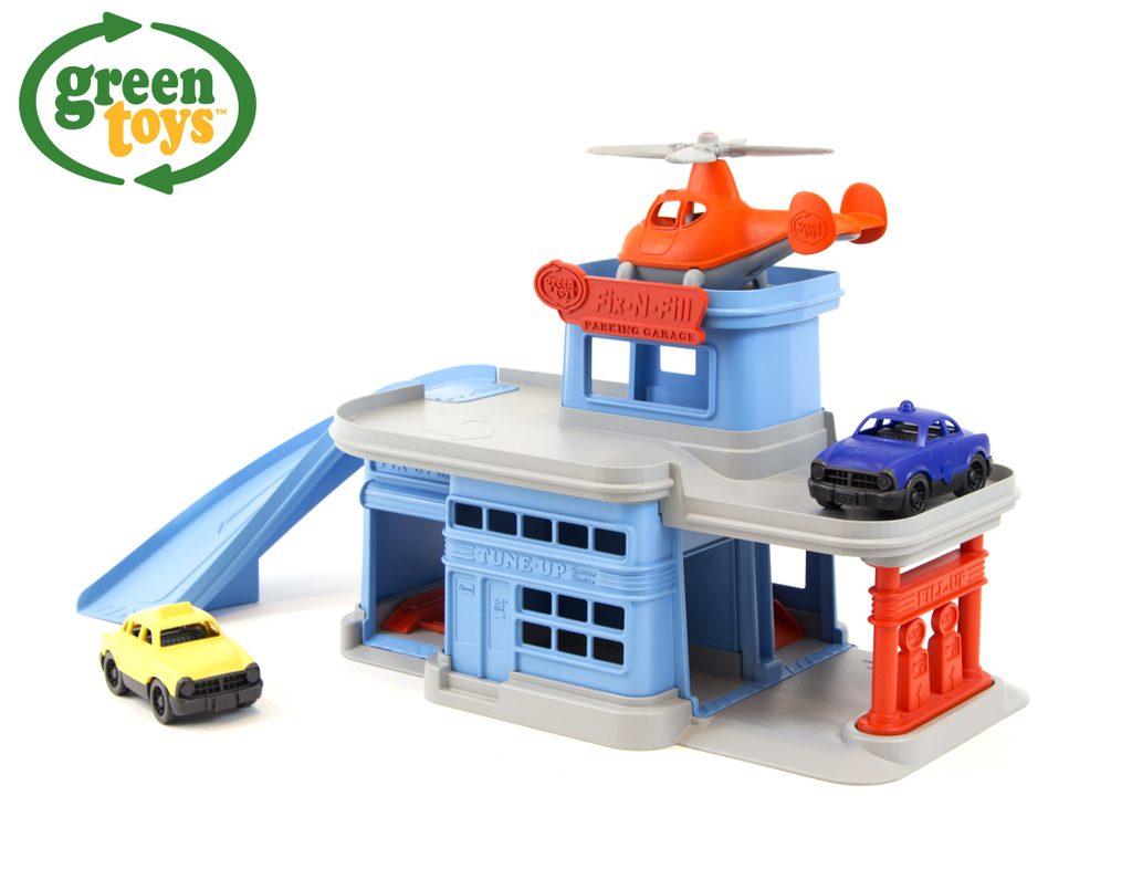Green Toys Parkovací garáž, Green Toys, W009296