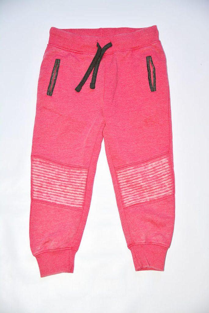 Tepláky dívčí, Minoti, GLOW 6, růžová - 98/104