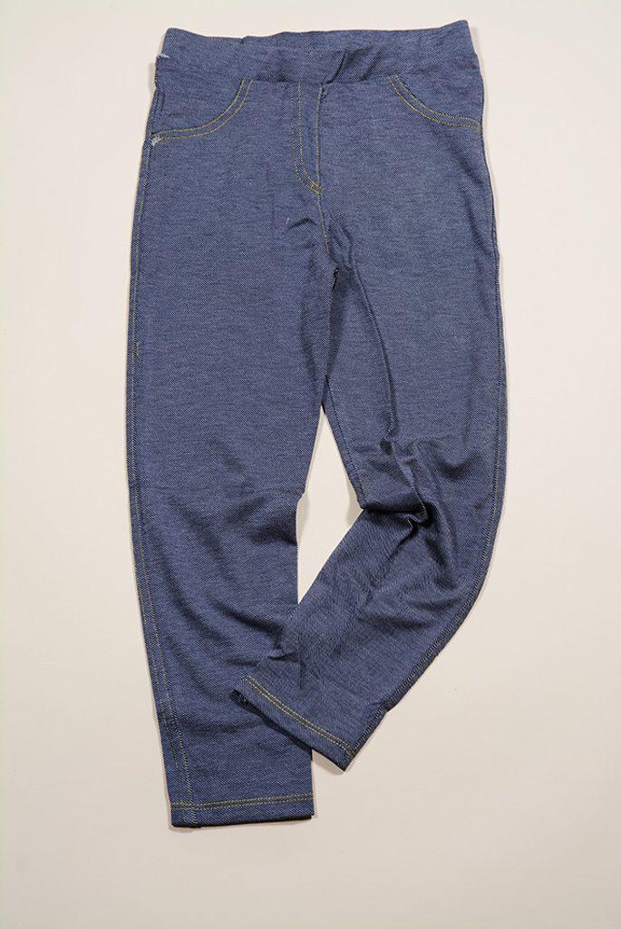 kalhoty elastické, Sobe, 15KKGTYT786, modrá - 152