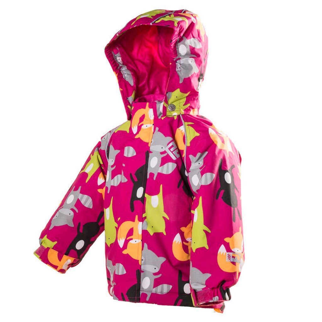 bunda dětská zimní nepromokavá, Pidilidi, PD1039-01, holka - 98