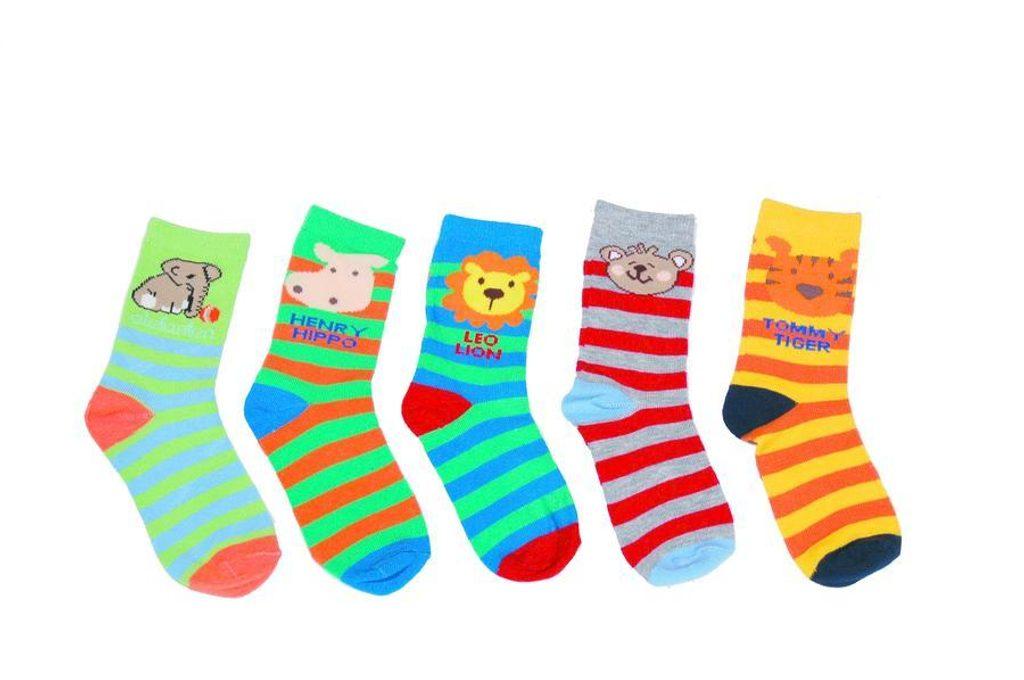 Dětské ponožky, Pidilidi, PD510, mix - 12-13