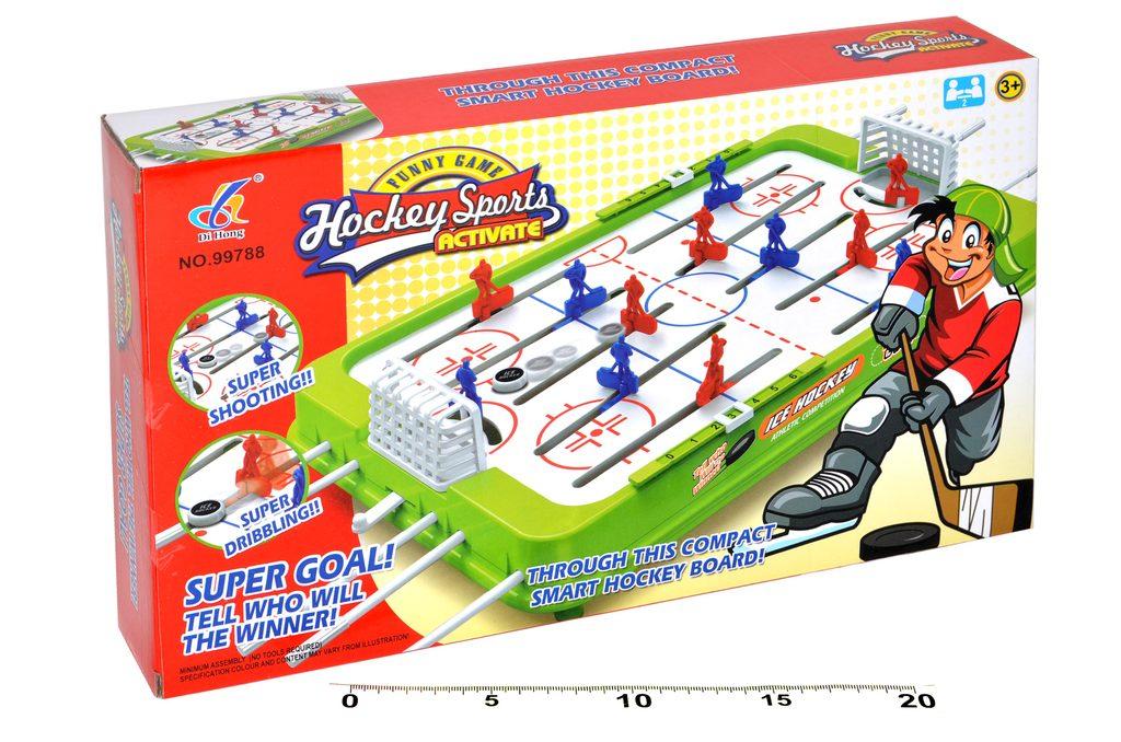 Hokej stolní 31x18 cm, Wiky, W110961