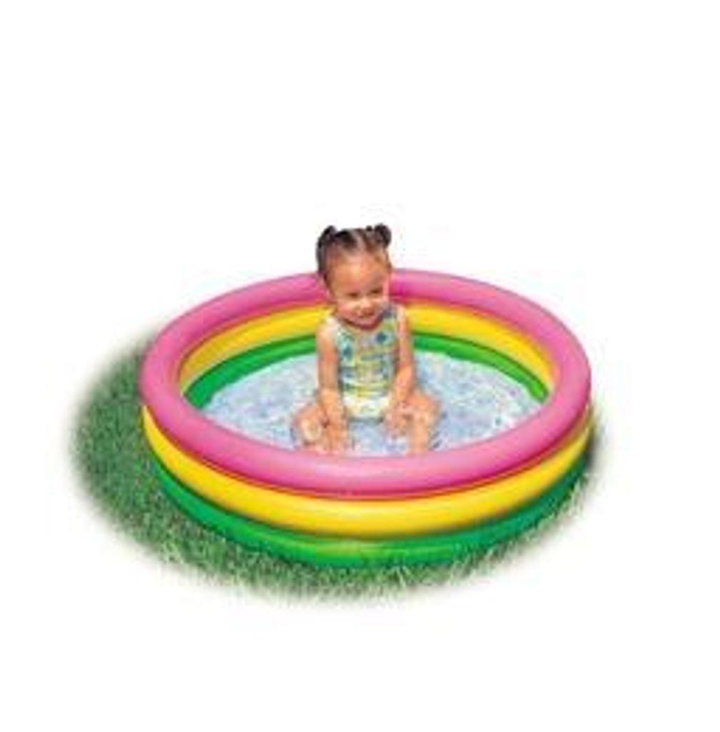 Baby bazén  86 x 25 cm, věk 1až 3, INTEX, 158924