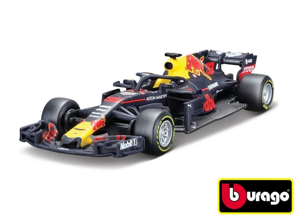 Bburago 1:43 Aston Martin Red Bull Racing TAG Heuer assort, Bburago, W008089