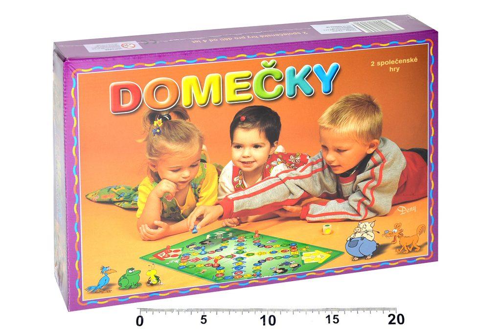 Člověče pro nejmenší Domečky, Wiky, W209071