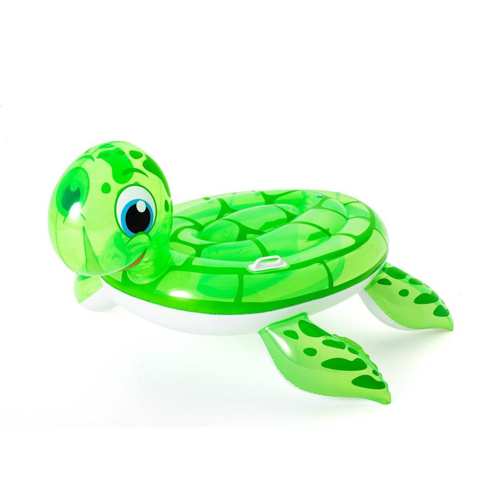 Nafukovací plovadlo želva, 140 x 140 cm, Bestway, W004684