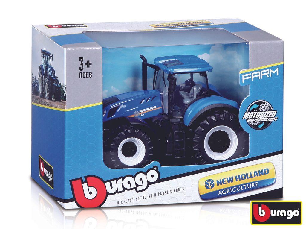 Bburago Farm Tractor Assort (24ks), Bburago, W007375