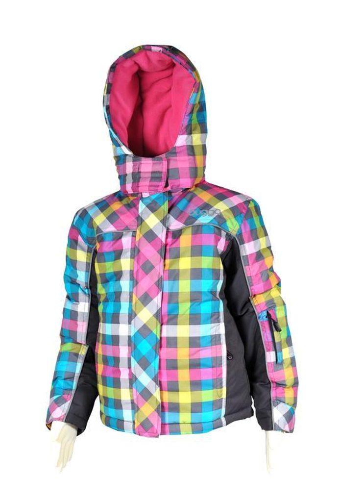 bunda dívčí zimní, Bugga, PD899, růžová - 158