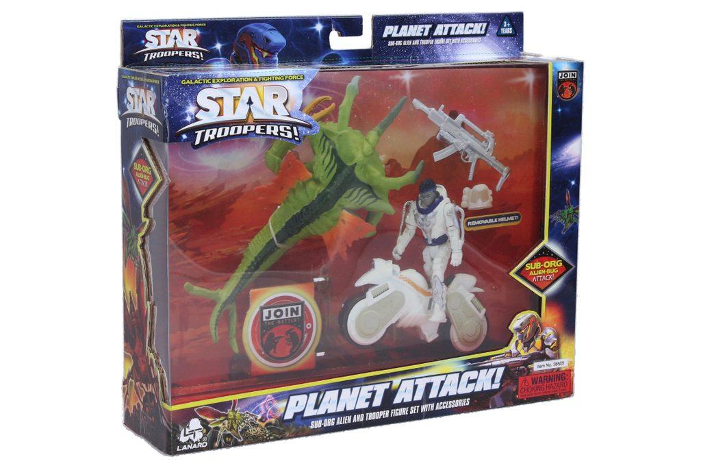 Star Troopers bitva s brouky, výsadková vozidla, Star Troopers, W007467