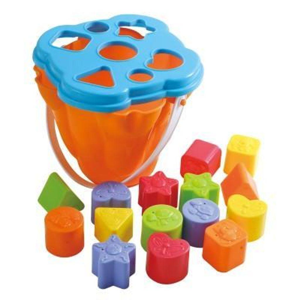 Košík vkládačka 15ks, Playgo, 100464