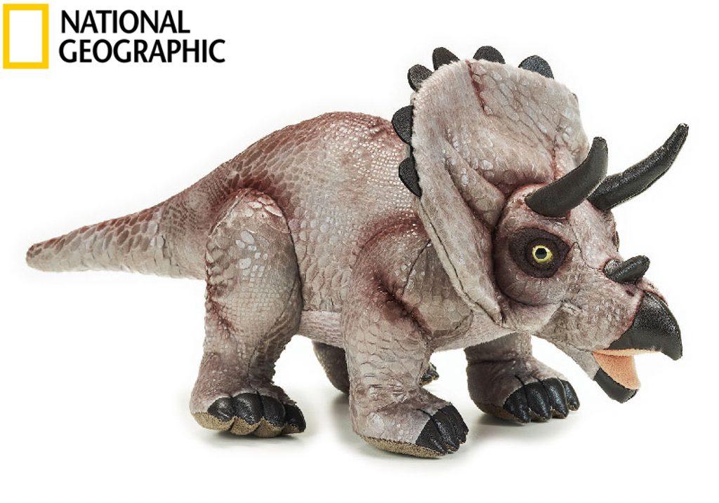 National Geographic Další zvířátka 770780 Triceratops 42 cm, National Geographic, W011672