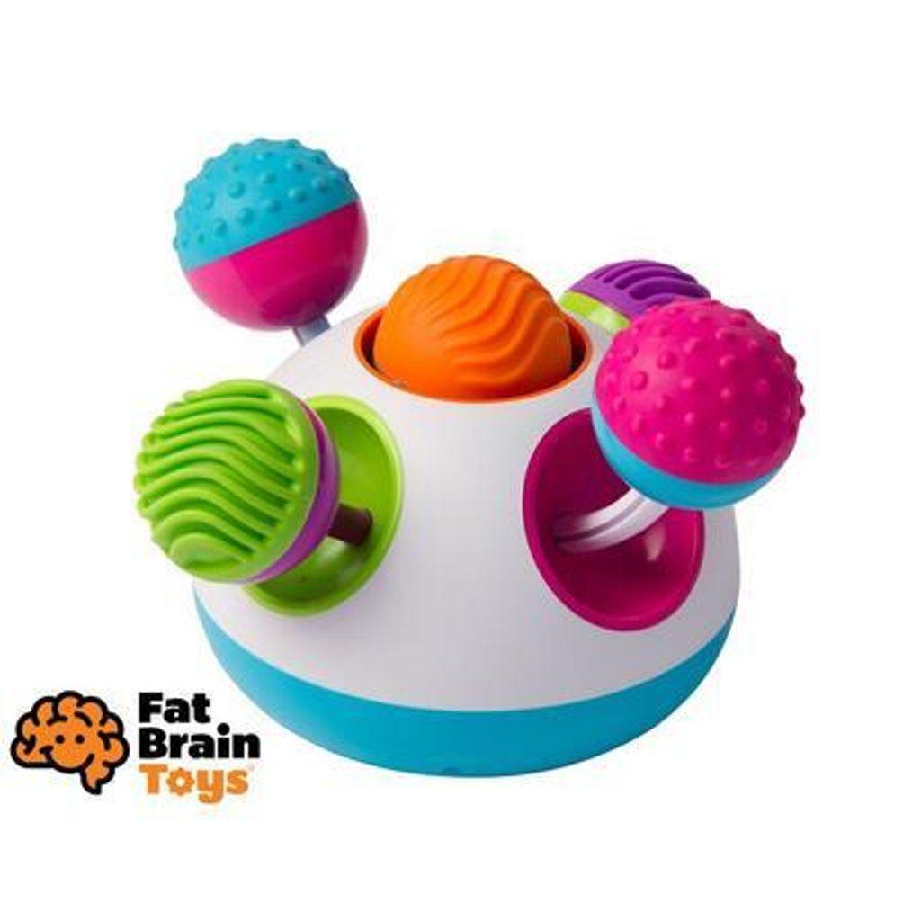 Fat Brain motorická hračka Klickity, Fat Brain, W010226