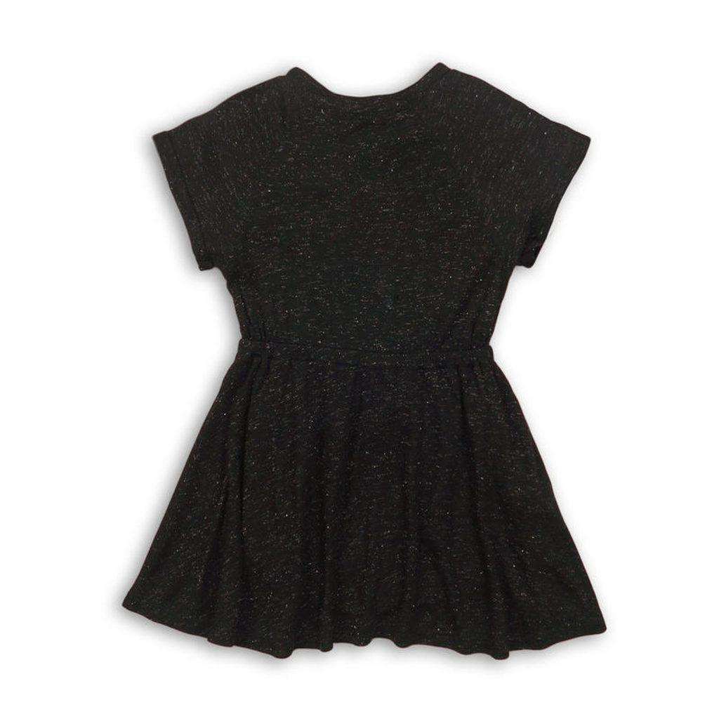 Šaty dívčí, Minoti, SUPER 2, černá - 92/98