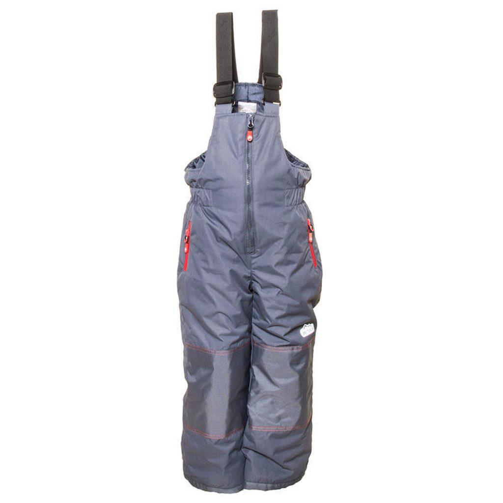 kalhoty lyžařské zimní chlapecké, Pidilidi, PD1045-09, šedá - 104