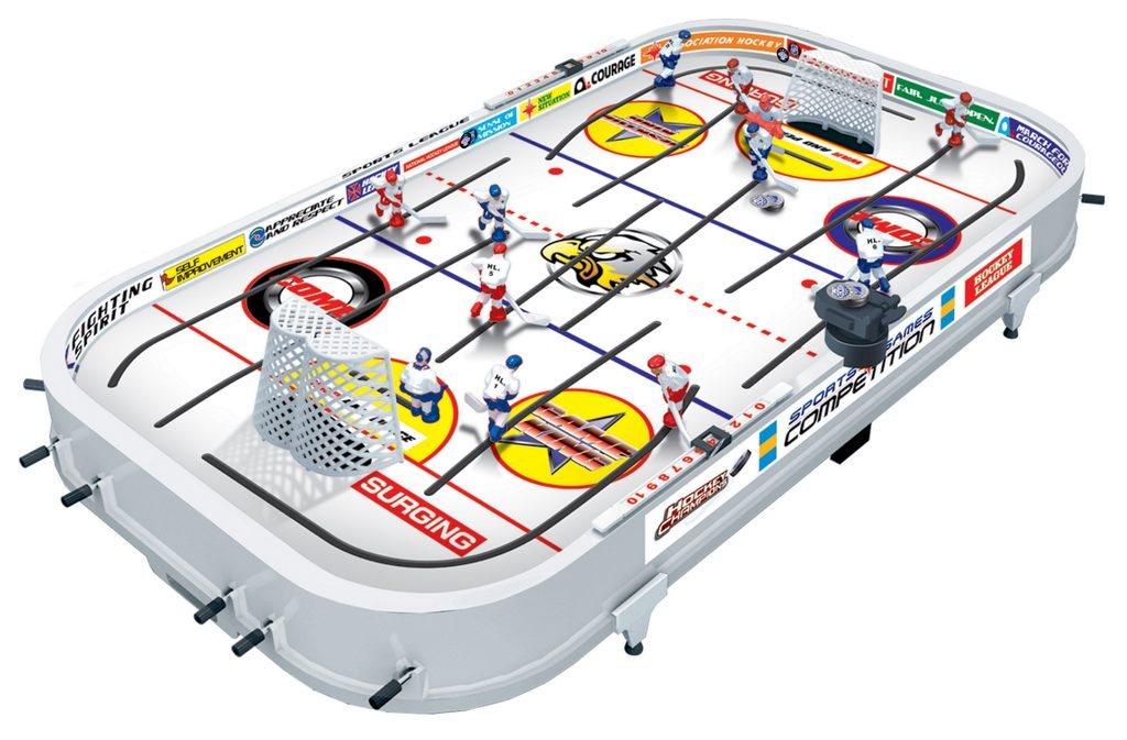 Stolní hokej, Wiky, W105323