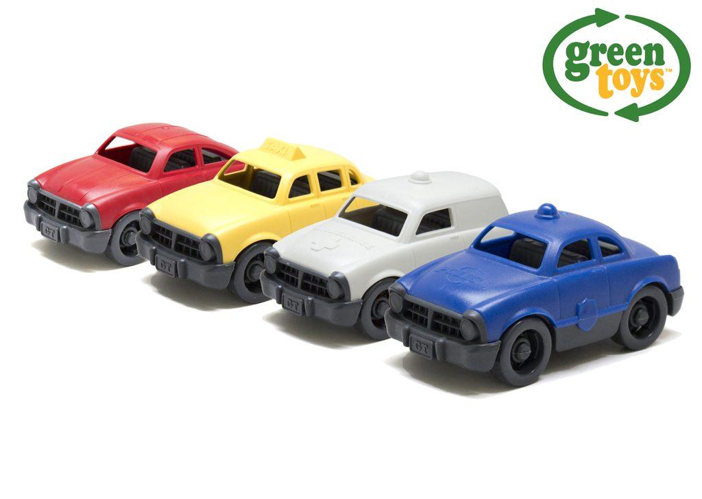 Green Toys Sada autíček, Green Toys, W009300