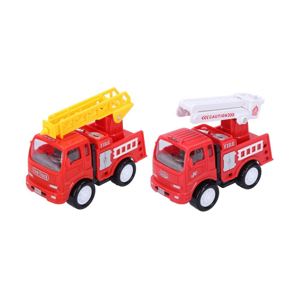 Auto hasičské 12 cm, 2 druhy, Wiky Vehicles, W111398