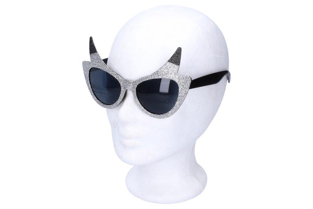 Brýle na karneval - rohy, Wiky, W880391