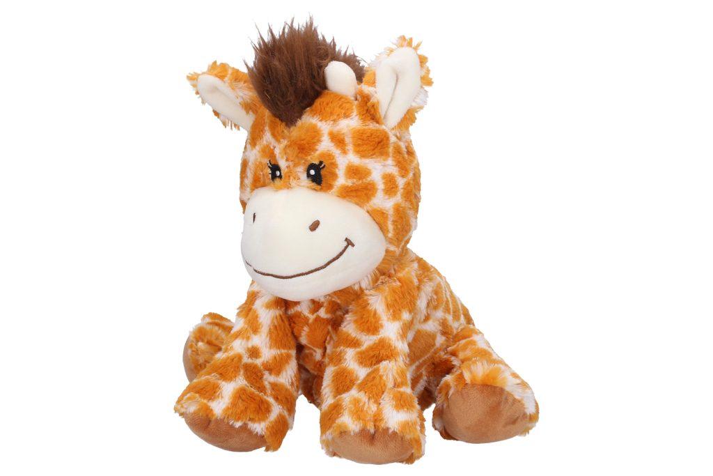 Hřejivý plyšák s vůní - žirafa 25 cm, Wiky, W008176