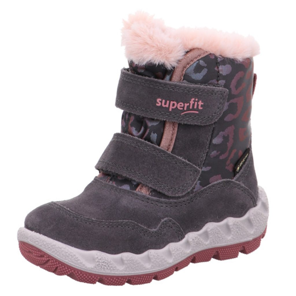 Dívčí sněhule ICEBIRD GTX, Superfit, 10060112000, šedá - 33
