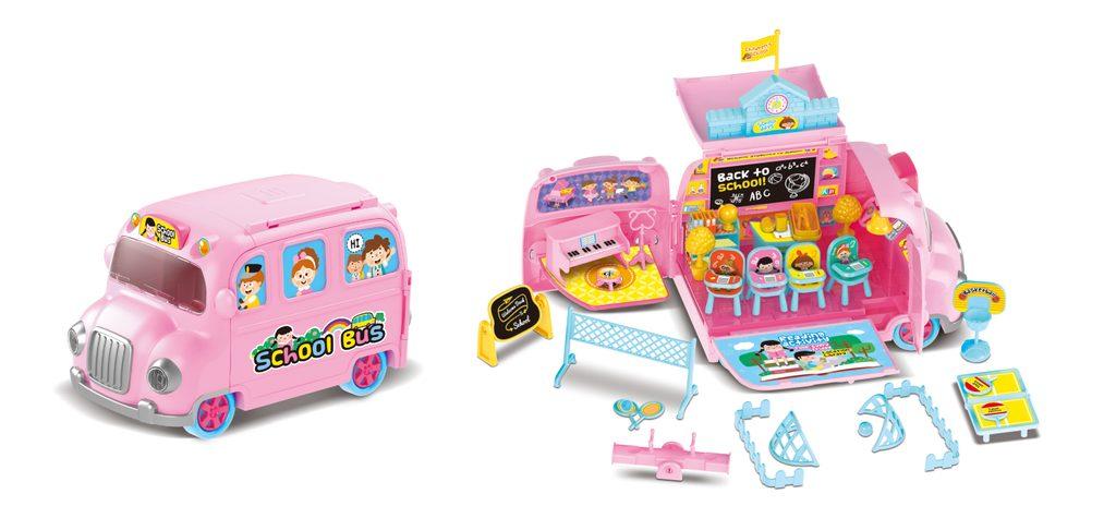 Školní autobus pro panenky, Wiky, W007433