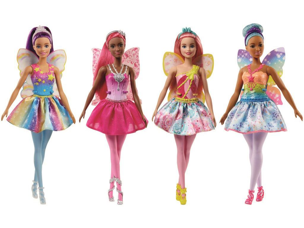 BRB Barbie Víla, Mattel Barbie, W730013