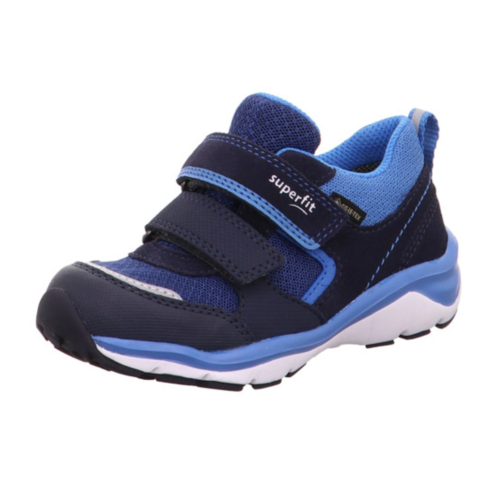 chlapecká celoroční obuv SPORT5 GTX, Superfit, 0-609238-8000, modrá - 30