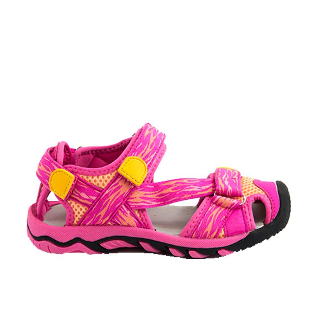 dětské sandály, Bugga, B00161-03, růžová - 38