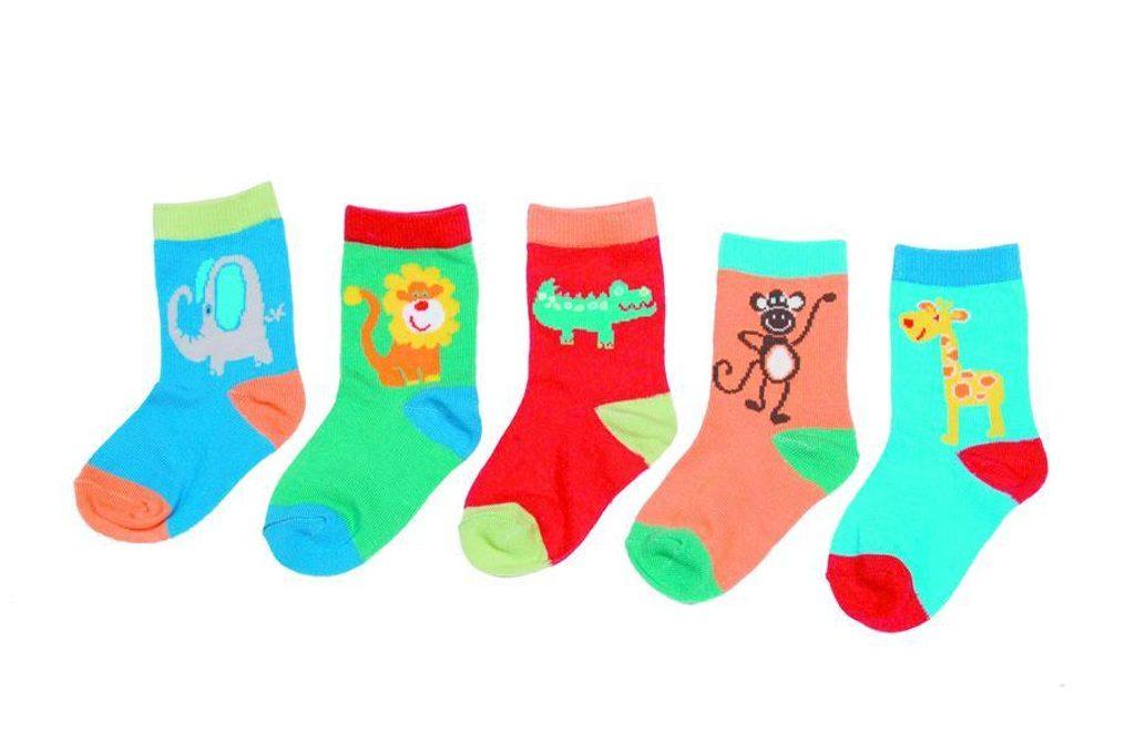 Dětské ponožky, Pidilidi, PD508, mix - 14-15