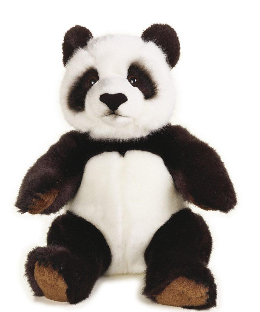plyšák Panda 22 cm, National Geographic, W009585