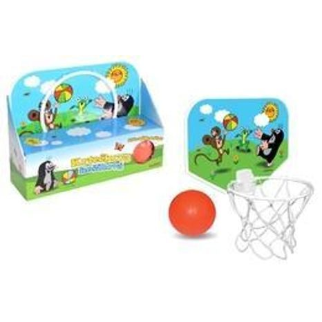 Basketbal set Krtek 33x25, WIKY, 170909