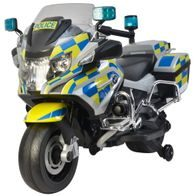 MOTOR BMW R1200RT POLICE