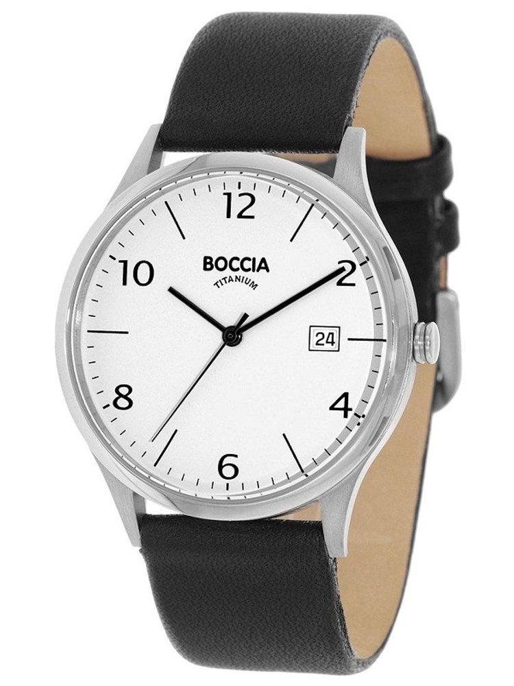 Boccia Titanium 3585-01 + 5 let záruka, pojištění hodinek ZDARMA