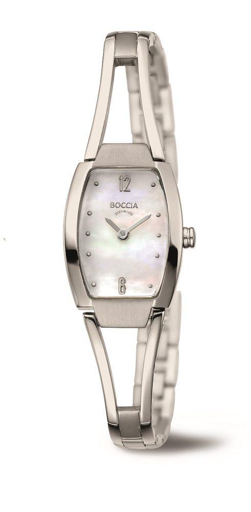 Boccia Titanium 3262-01 + 5 let záruka, pojištění hodinek ZDARMA