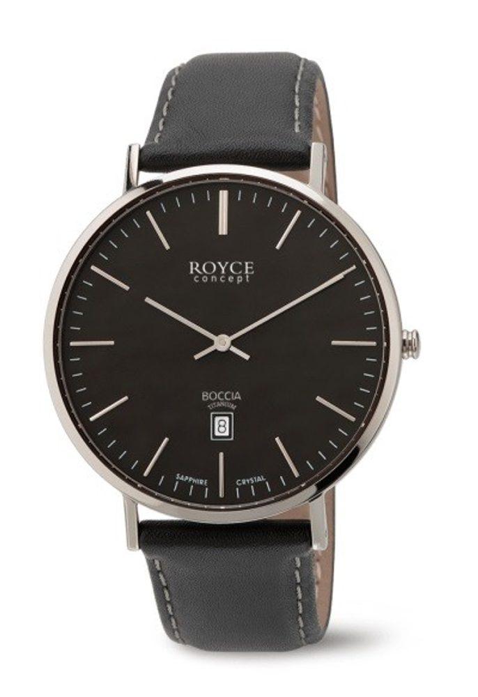 Boccia Titanium 3589-02 + 5 let záruka, pojištění hodinek ZDARMA