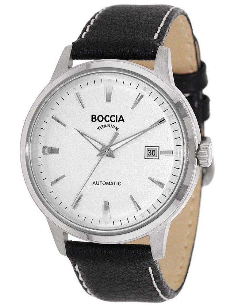 Boccia Titanium 3586-01 + 5 let záruka, pojištění hodinek ZDARMA