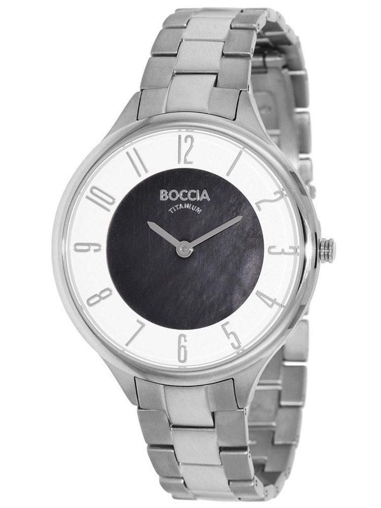 Boccia Titanium 3240-04 + 5 let záruka, pojištění hodinek ZDARMA