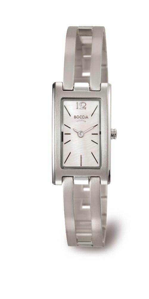 Boccia Titanium 3194-01 + 5 let záruka, pojištění hodinek ZDARMA
